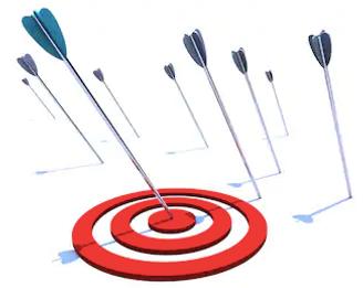 target, momentum selling