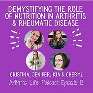 Arthritis Life Podcast