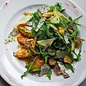 Идеальный салат под вино