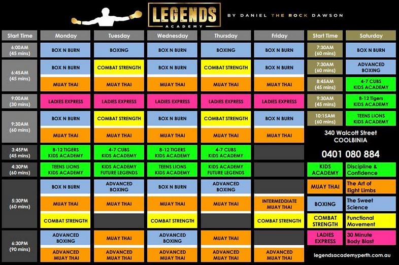 9th Jan timetable.png