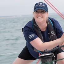 Ocean Challenge participant 2018