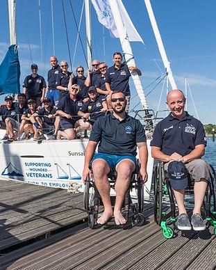 2018 Ocean Challenge veteran teams