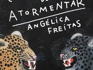 Capa: Canções de Atormentar de Angélica Freitas