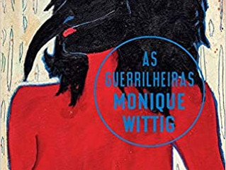 Capa: As Guerrilheiras - Monique Wittig
