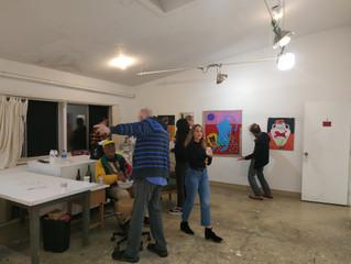 Virginia Center for the Creative Arts Fellowship