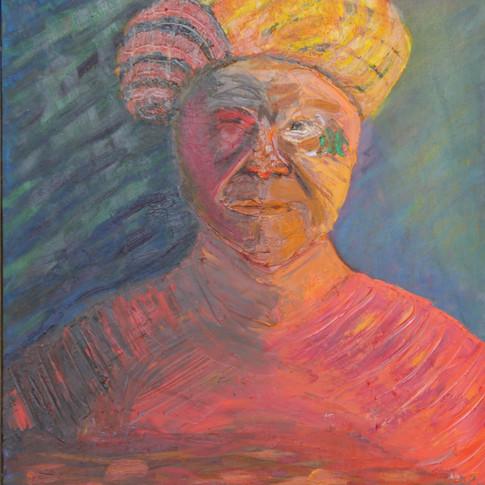Benin Woman