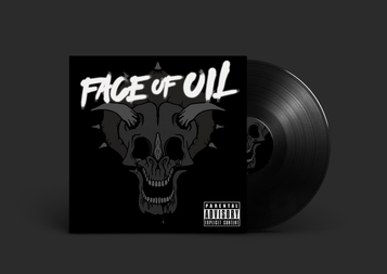 FACE OF OIL.