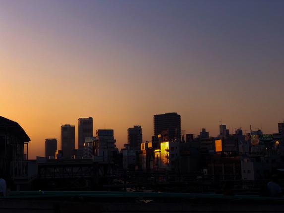 golden hour.