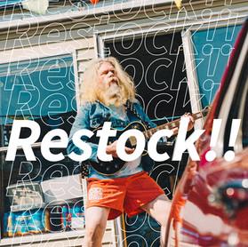 Restock!!