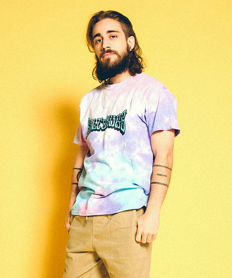 PSYCHEDELIC H LOGO TEE