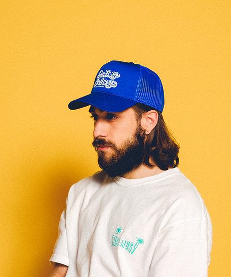 [Restock]CURL LOGO CAP