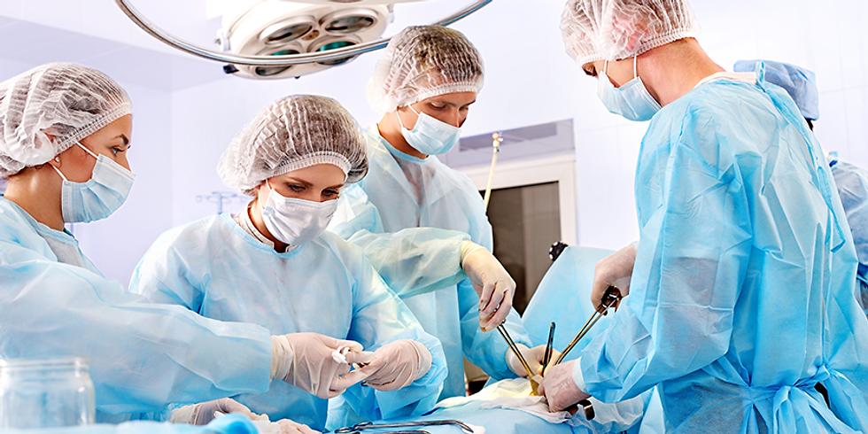Curso Livre em Instrumentação Cirúrgica