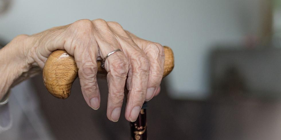 Live - Doença Respiratória: O impacto do coronavírus em idosos