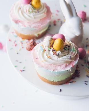 Pasen Cupcakes