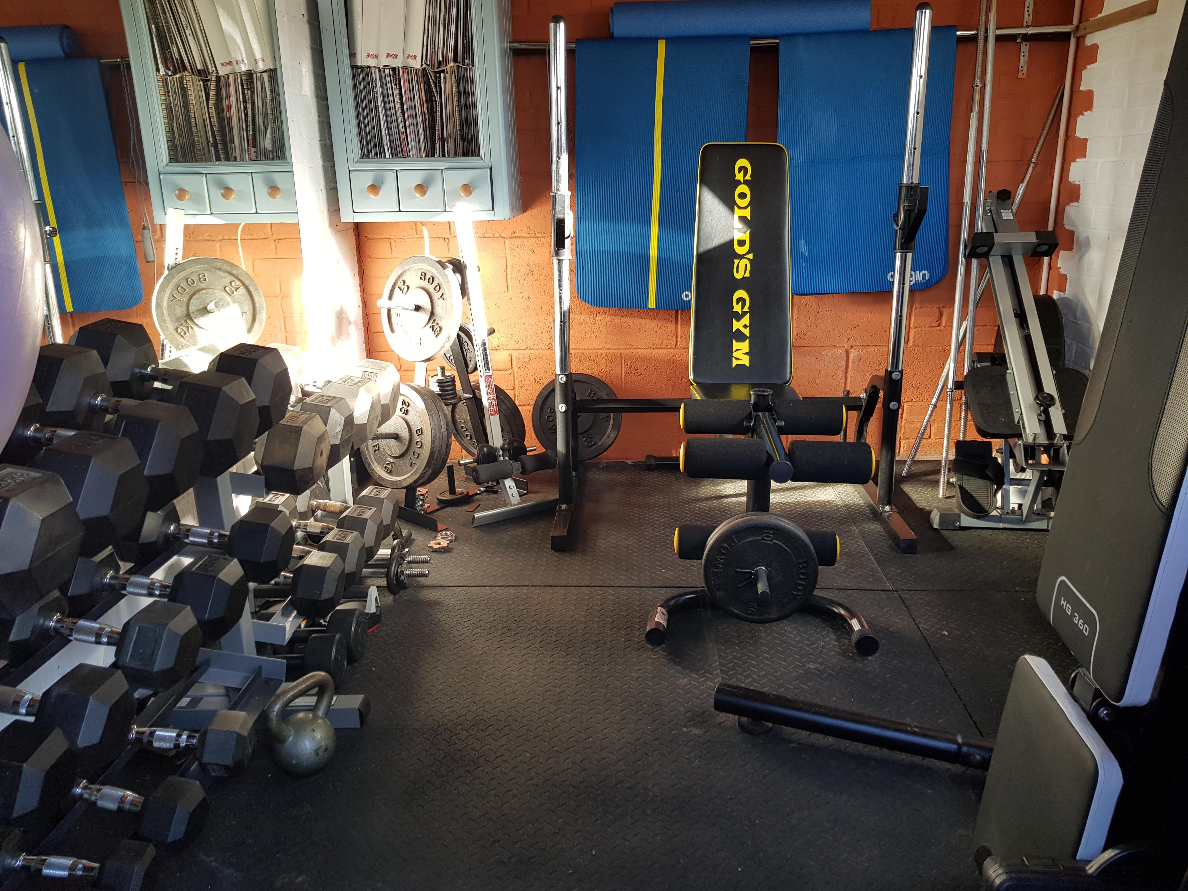 Coach House Gym Hire