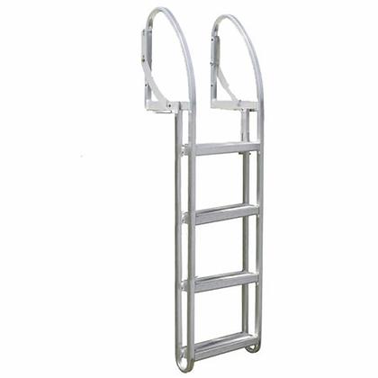Bolt-On Pivoting Dock Ladder