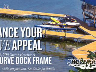 Enhance Your Curve Appeal - ShoreMaster Promotion