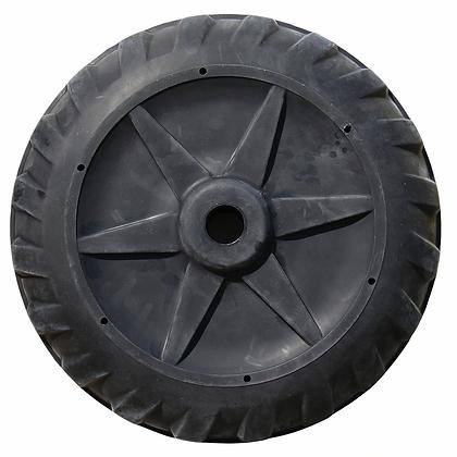 Polyethylene Tires