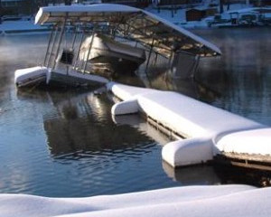 Three Tips to Winterize Your Dock