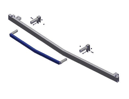 Adjustable Motor Stop | V-Rack