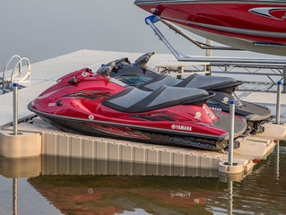 The Easiest Way to Park your Jet Ski