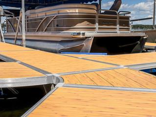 Aluminum vs. Wood Decking For Your Dock