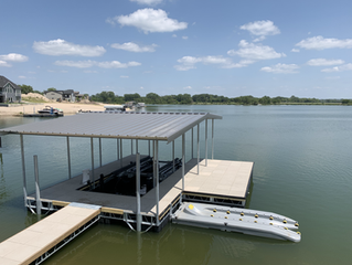 Some of Our Favorite Recent Dock Installs!