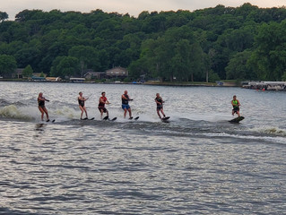Teaching Your Kids How to Water Ski