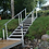 Thumbnail: Dock Steps with Handrail