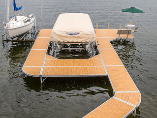 Prepping Your Dock For Spring
