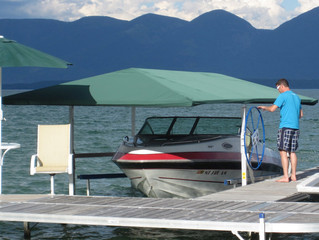 Canopy Frames & Covers - Protection For Your Boat