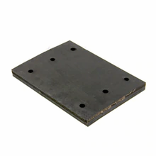 Rubber Plate for ShorePort Flexi-Hinge Assembly