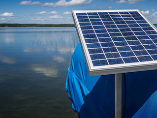 The Convenience of Solar Panels on Your Dock