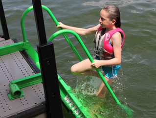 Ladders For Your Dock