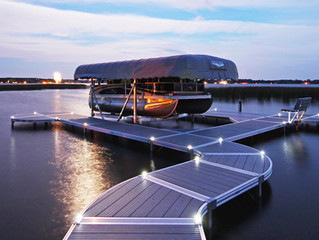 ShoreMaster's Infinity Dock Systems - A Top of the Line Dock