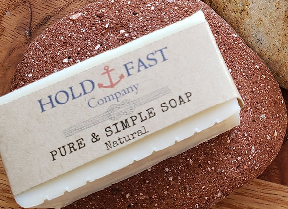 Pure & Simple Natural Mini Guest Soaps