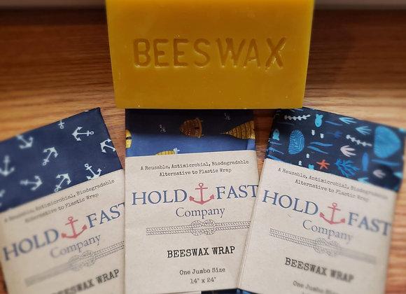 Beeswax Wrap Jumbo Sized