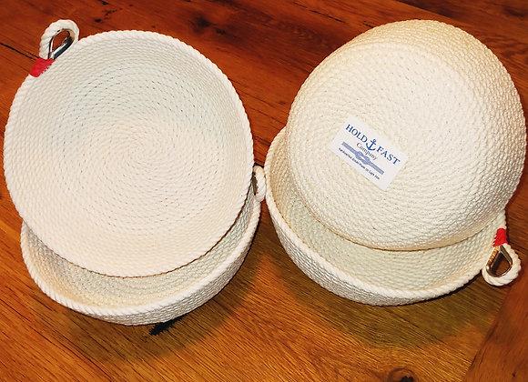 Three Strand Cotton Rope Bowl