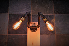 Rams Horn Lantern 1