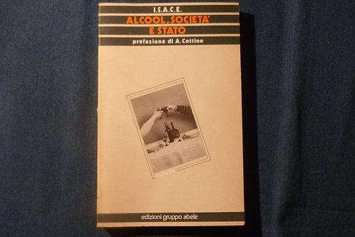 AA.VV. - Alcol, società e stato - 1984