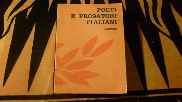 C. Cappuccio - Poeti e prosatori italiani - Vol. 2 - 1965