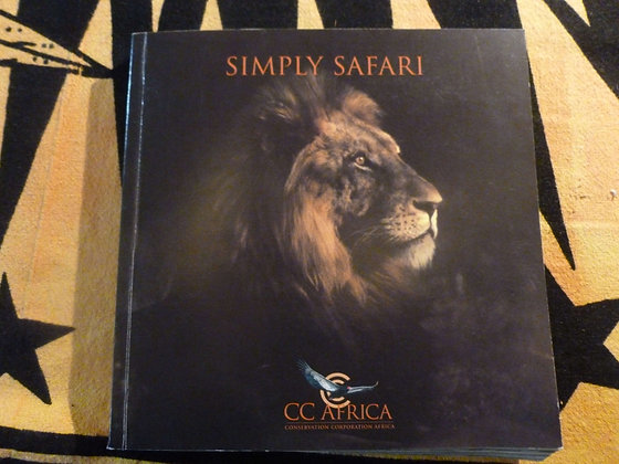 CC Africa - Simply Safari