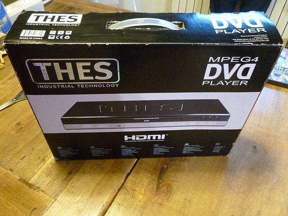 Lettore dvd mpeg - THES TH890