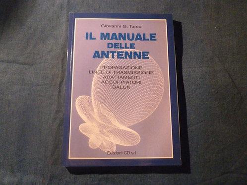 Giovanni G. Turco - Manuale delle antenne - 1990