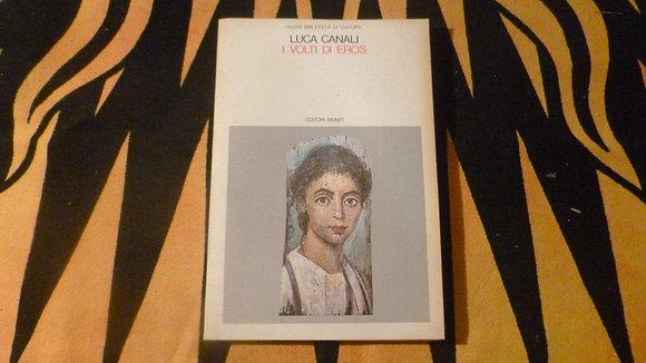 L. Canali - I volti di eros - 1984