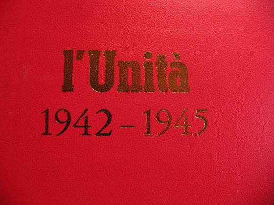 L'unità 1942-1945 reprint del 1969