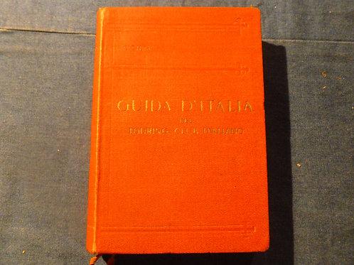 L. V. Bertarelli - Guida d'Italia - Sicilia - 1919