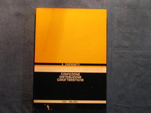 A. Castagnetti - i calcestruzzi leggeri - 1974
