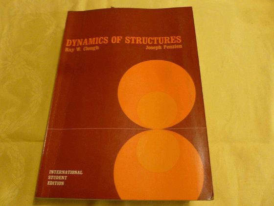 R.W. Clough - J. Penzien - Dynamics of structures - 1982