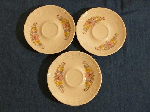 Piattini ceramica Tognana vintage